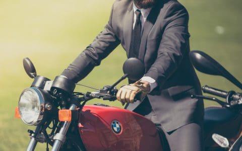 Viajar en moto: cómo mejorar la seguridad